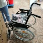 Invalidska kolica donirana KBC 10.07 (1)