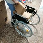 Invalidska kolica donirana KBC 10.07 (2)
