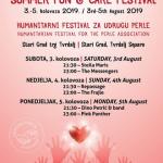 plakat za festival Love me