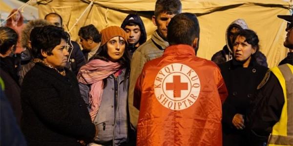Albanija potres 25,11.19